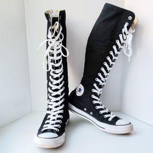 CONVERSE CHUCK TAYLOR XX-Hi Knee High Sneakers 8